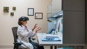 Virtual Reality for Medicine